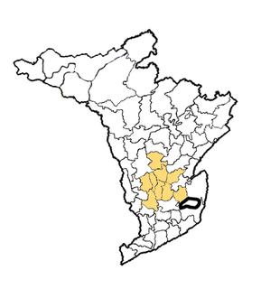 Ramachandrapuram revenue division