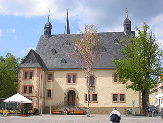 Sömmerda - Town hall