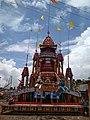 Rathayatra chariot of Guptipara, Hooghli, West Bengal-2.jpg
