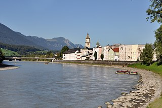Rattenberg Place in Tyrol, Austria