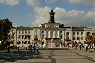 Masovian Voivodeship - Płock is the historical capital of Masovia and former Polish capital