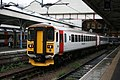 Ready for their next turn, a pair of Greater Anglia Class 153 railcars. - panoramio.jpg