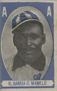Regino García Cuban baseball player