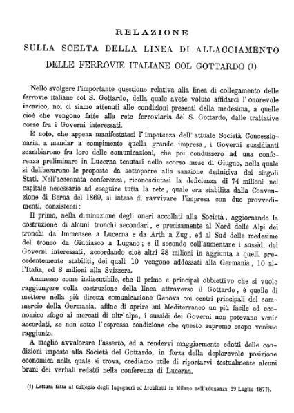 File:Relazione sulla scelta della linea di allacciamento delle ferrovie italiane col Gottardo.djvu