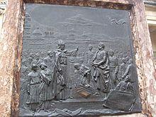 Que Representa La Bendici  N De La Primera Piedra Del Capitolio En