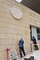 Relocation of US Embassy in Israel from Tel Aviv to Jerusalem The ceremony preparations 2018 (42112324821).jpg