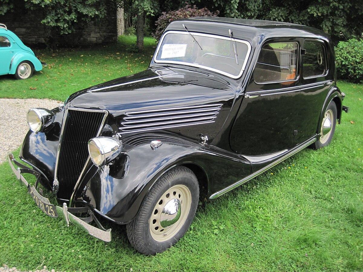 Renault Primaquatre Wikipdia