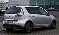 Renault Scénic Bose Edition ENERGY TCe 130 Start & Stop (III, 2. Facelift) – Heckansicht, 9. Februar 2014, Velbert.jpg