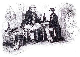 La Loueuse de chaises dans ARTISANAT FRANCAIS 324px-Rencontre_d%27Aubert_avec_son_bienfaiteur