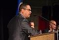 Rep. Keith Ellison at NOC -BlackForumMN - Minneapolis (24372471263).jpg