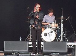 Republica in concerto al GuilFest 2012