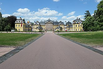 """Bad Arolsen - Stately residence """"Residenzschloss"""""""