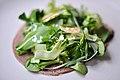 Restaurant Marv & Ben Kalvetunge med salat og røget mayonnaise (5854649286).jpg