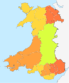 Restructuring of Local Authority in Wales Option 2.png