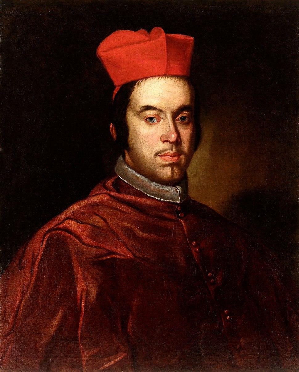 Retrato del Cardenal Luis Manuel Fernández de Portocarrero