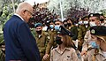 Reuven Rivlin during rehearsal 120 outstanding IDF soldiers ceremony, April 2021 (GPOZAC 4921).jpg