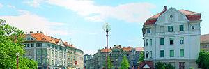 Revolution Square (Maribor) - Revolution Square