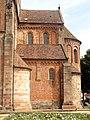 Rheinmünster, Klosterkirche Schwarzach, Chorraum, Blick von Süden.jpg