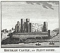 Rhudlan Castle, in Flintshire.jpeg