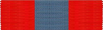 2014 Special Honours - Imperial Service Medal ribbon