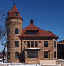 Rice County Courthouse and Jail - Wikipedia