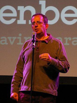Saturday Live (radio series) - Host Richard Coles in 2012