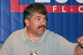 United States labor law - Richard Trumka is the President of the AFL-CIO, a federation of unions, with 12.5m members. The Change to Win Federation has 5.5m members in affiliated unions. The two have negotiated merging to create a united American labor movement.