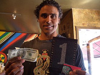 Rick Fox - Rick Fox holding a producer credit for The 1 Second Film in May 2006.