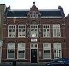foto van Voormalig woonhuis en atelier van beeldhouwer J. Custers met elementen van de Neo-Gotiek en Neo-Renaissance