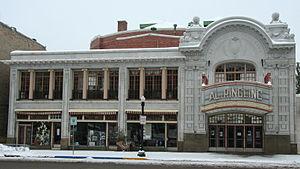 Al. Ringling Theatre - The Al. Ringling Theatre