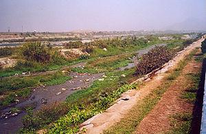 Chaclacayo - Image: Rio Rimac 3