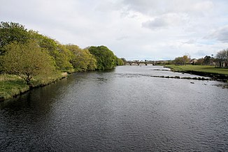 River Thurso from upper footbridge - geograph.org.uk - 1310243.jpg