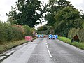 Roadworks on the A528 - geograph.org.uk - 567002.jpg