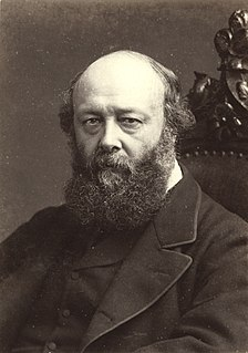 Robert Gascoyne-Cecil, 3rd Marquess of Salisbury Prime Minister of the United Kingdom three times between 1885 and 1902
