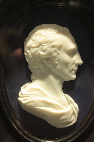 Robert Adam - Robert Adam by James Tassie (medallion)