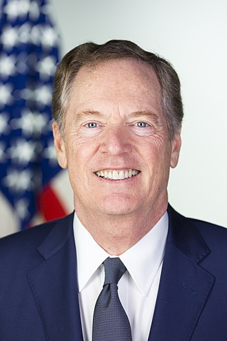 China–United States trade war - President Trump appointed Trade Representative Robert Lighthizer as lead negotiator to oversee the 90-day negotiation.