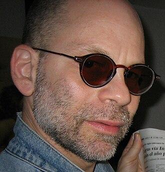 Robert Rosen (writer) - Robert Rosen, Mexico City, October 9, 2005