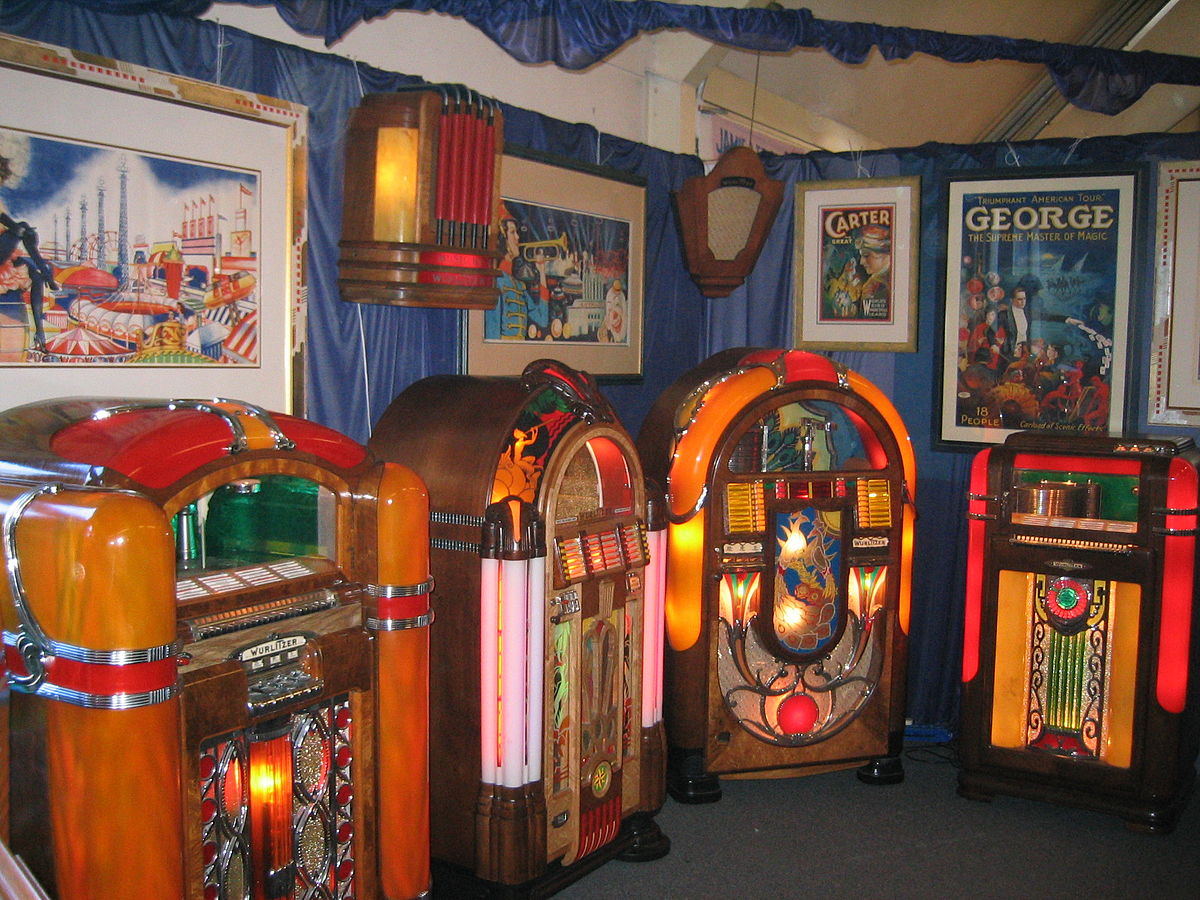 Jukebox Wikipedia