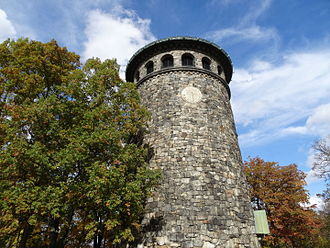 Wilmington State Parks - Rockford Tower