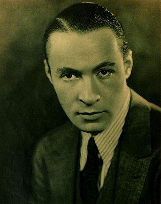 Rod La Rocque - Rod La Rocque in Photoplay, July 1924.