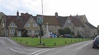 Rode, Somerset - Image: Rode centre
