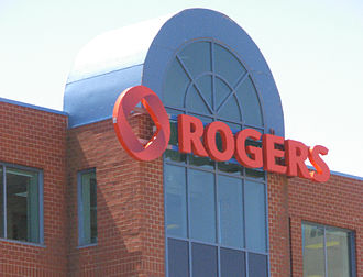 Rogers Communications - A Rogers Cable office in Moncton.