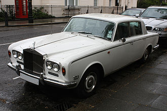 Rolls-Royce Silver Shadow - Rolls-Royce Silver Shadow I