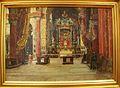 Roma. Basílica de Santa Maria del Pópolo (c. 1894), Gabriel Puig Roda, Museu de Belles Arts de Castelló.JPG