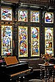 Romania-1594 Music Room Window (7625279432).jpg