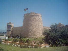Usuario Ymomhe Castillo De Santa Ana Roquetas De Mar Wikipedia