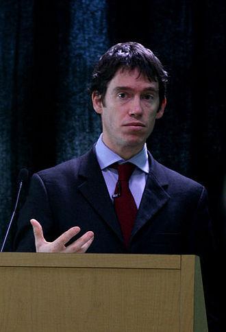 Rory Stewart - Stewart speaking at Google in March 2008