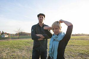 The Rosebuds - Ivan Howard and Kelly Crisp