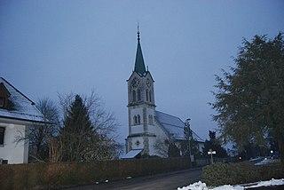 Rothrist Municipality in Switzerland in Aargau
