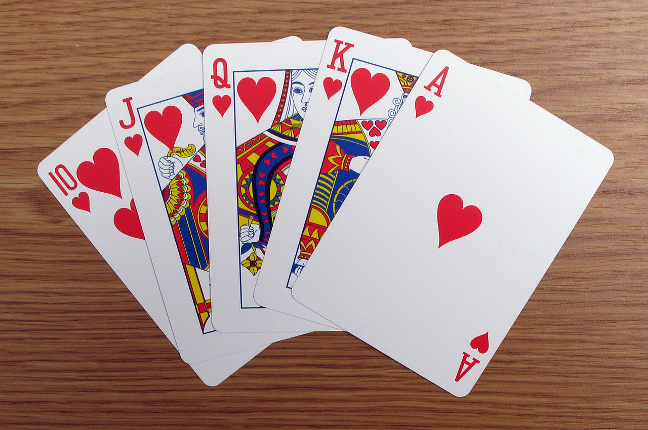 poker royal flash